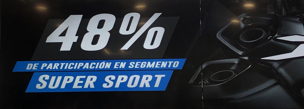Nueva Bajaj Dominar D400 2019, dueña del 48% del segmento