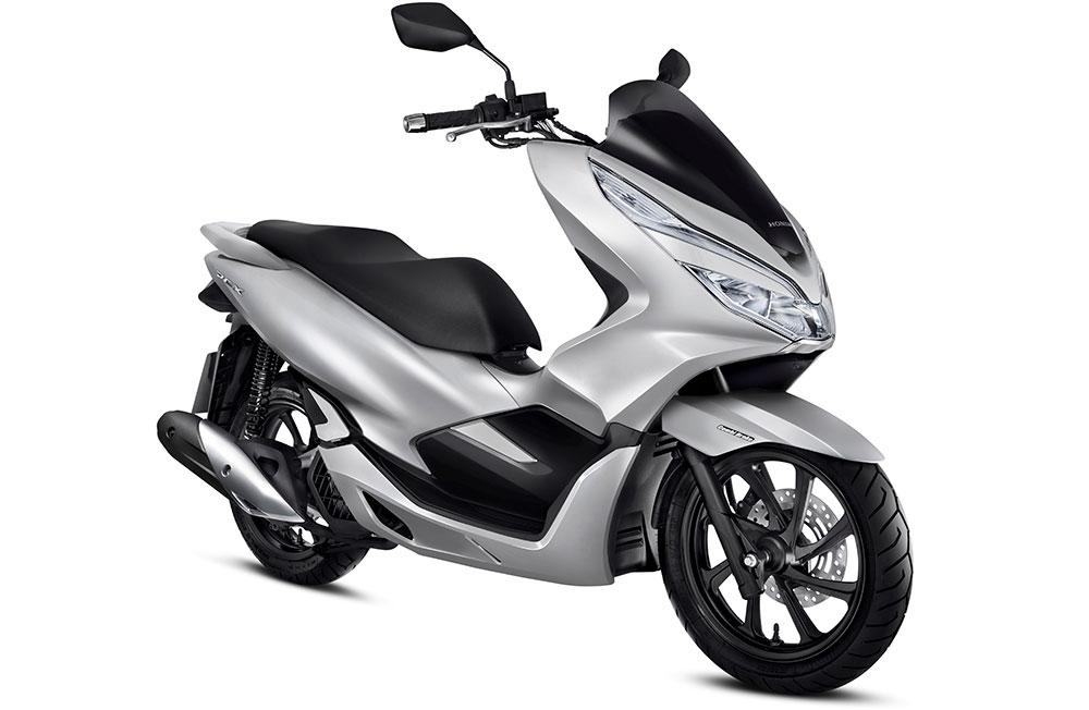 Lanzamiento en Argentina del scooter Honda New PCX 150 a $ 195.800