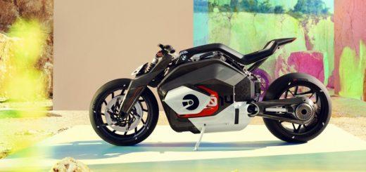 BMW Vision DC Roadster, prototipo eléctrico de BMW