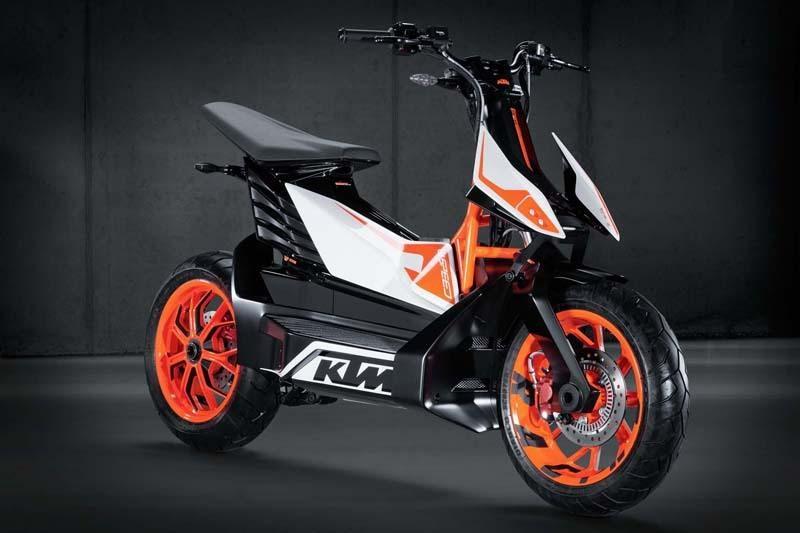 KTM y Bajaj fabricarán motos eléctricas a partir de 2022
