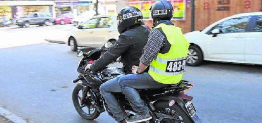 moto chaleco casco