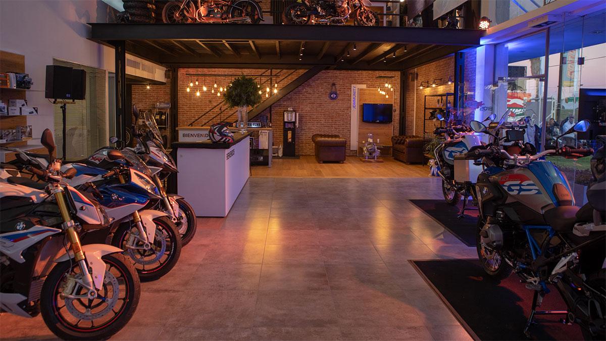 BMW Motorrad: el concesionario oficial Roshaus reabrió sus puertas en Rosario