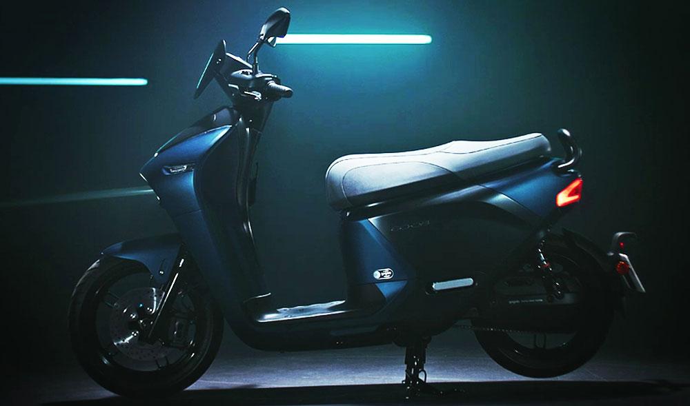 Scooter eléctrico Yamaha EC-05