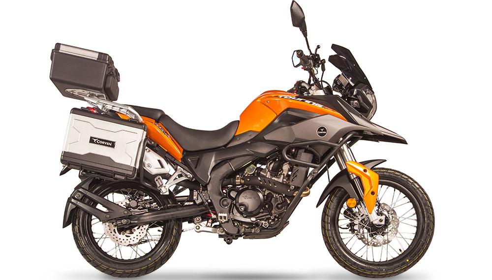 Corven Motos comercializa sus modelos en 12 y 18 cuotas sin interés