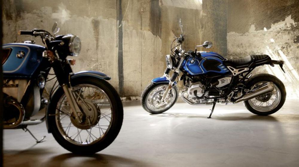 BMW revela su nueva R NineT /5 para celebrar los 50 años de los modelos R50/5, R60/5 y R75/5