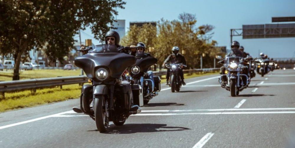Travesía oficial Harley-Davidson® a la localidad de Cortínez