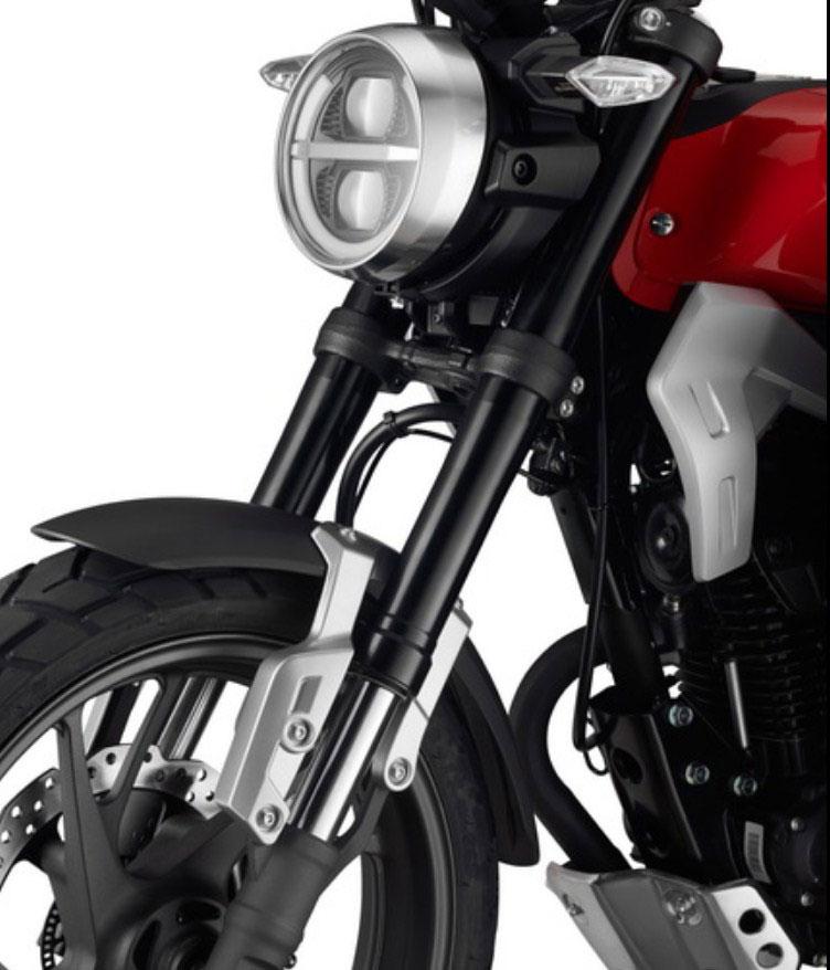 Honda CBF190TR Retro Scrambler