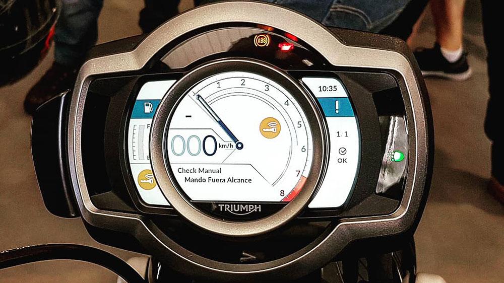Lanzamiento en Argentina de las nuevas Triumph Scrambler 1200 XE y Street Scrambler