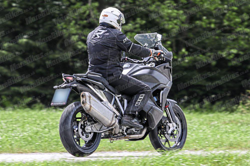 Filtrado: imágenes de la nueva KTM 1290 Super Adventure S 2020