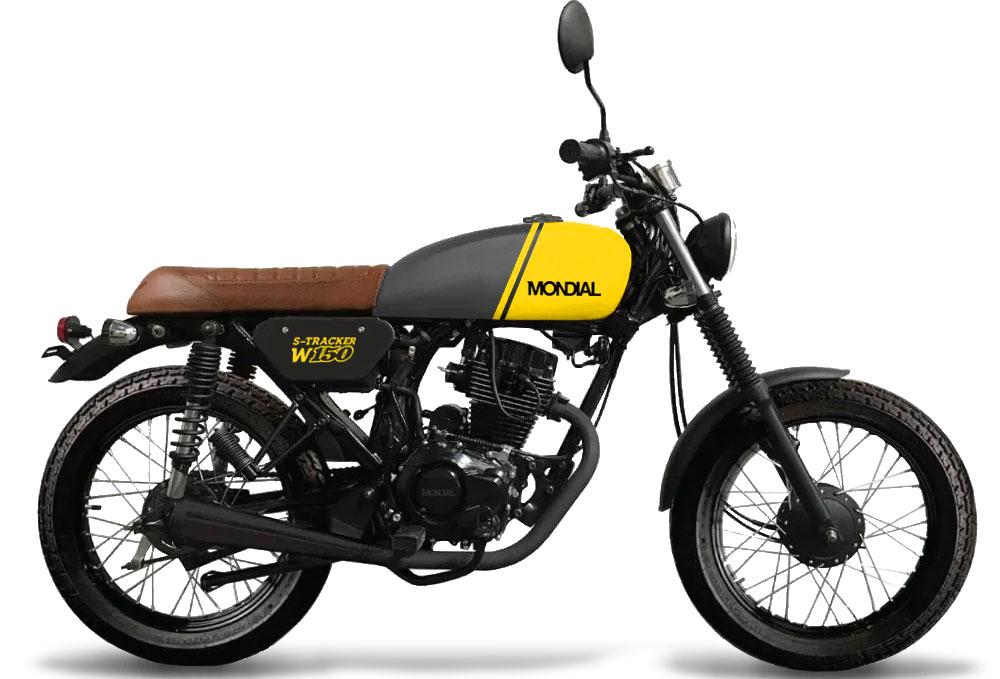 Mondial presentó sus nuevas W150, desde $ 53.800