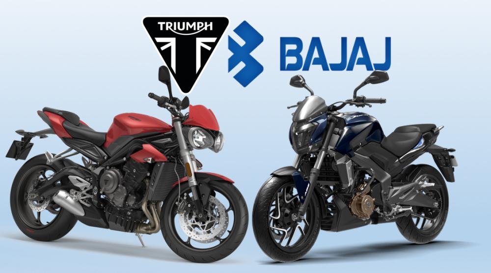Finalmente se dará a conocer la alianza entre Bajaj y Triumph