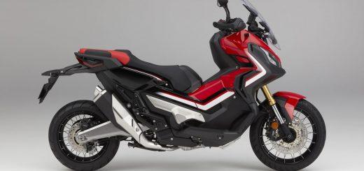 Honda estaría trabajando en versiones de 250 y 300 cc de la X-ADV
