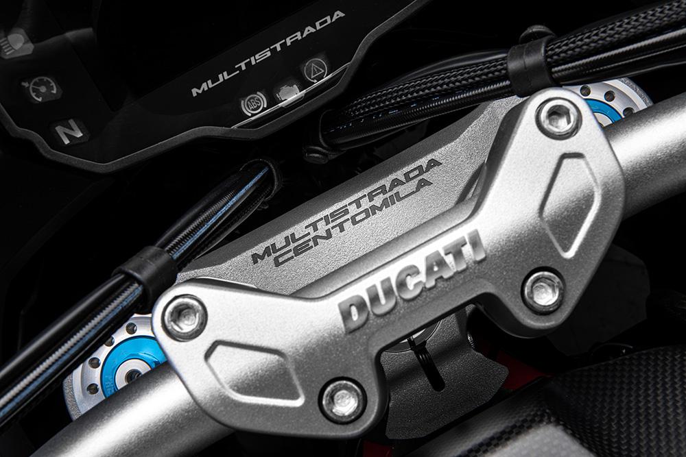Salió de Ducati la Multistrada número 100.000