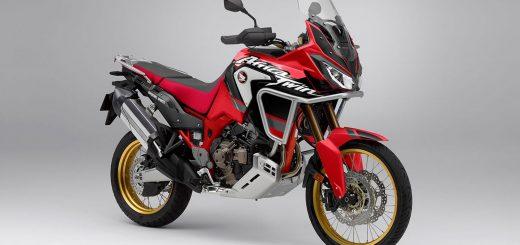 Honda África Twin CRF1100L 2020, primeras imágenes