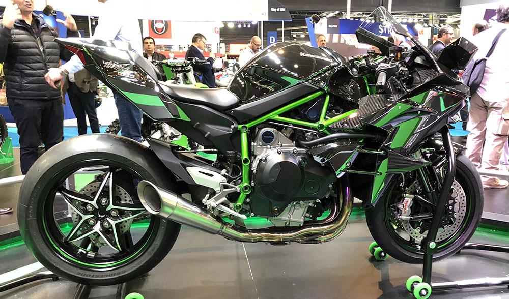 """Kawasaki anunció oficialmente la llegada de una nueva """"Z"""" sobrealimentada para 2020"""