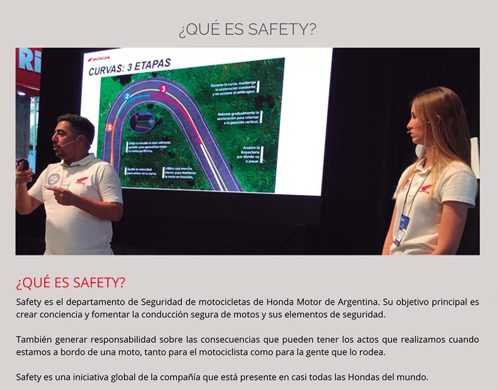 honda safety argentina