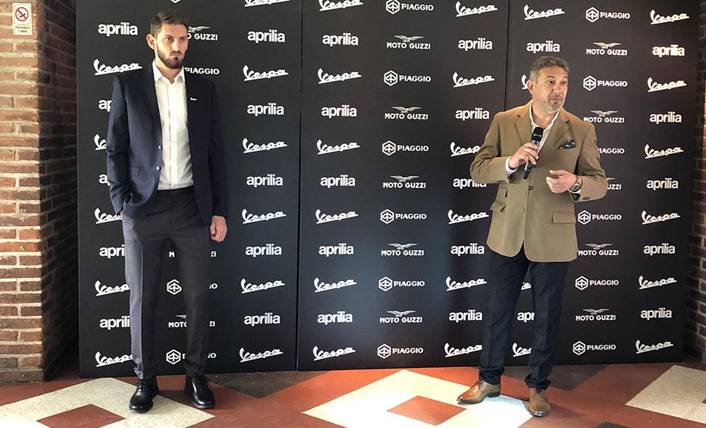 Lanzamiento en Argentina de la Piaggio Vespa SXL 150 a u$s 3.640