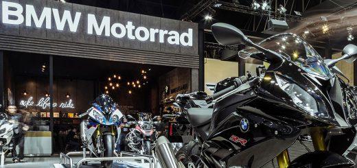 bmw salon moto