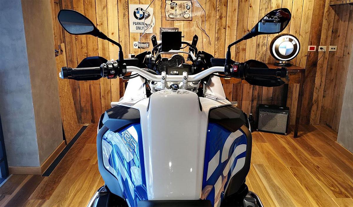 delta motors bmw