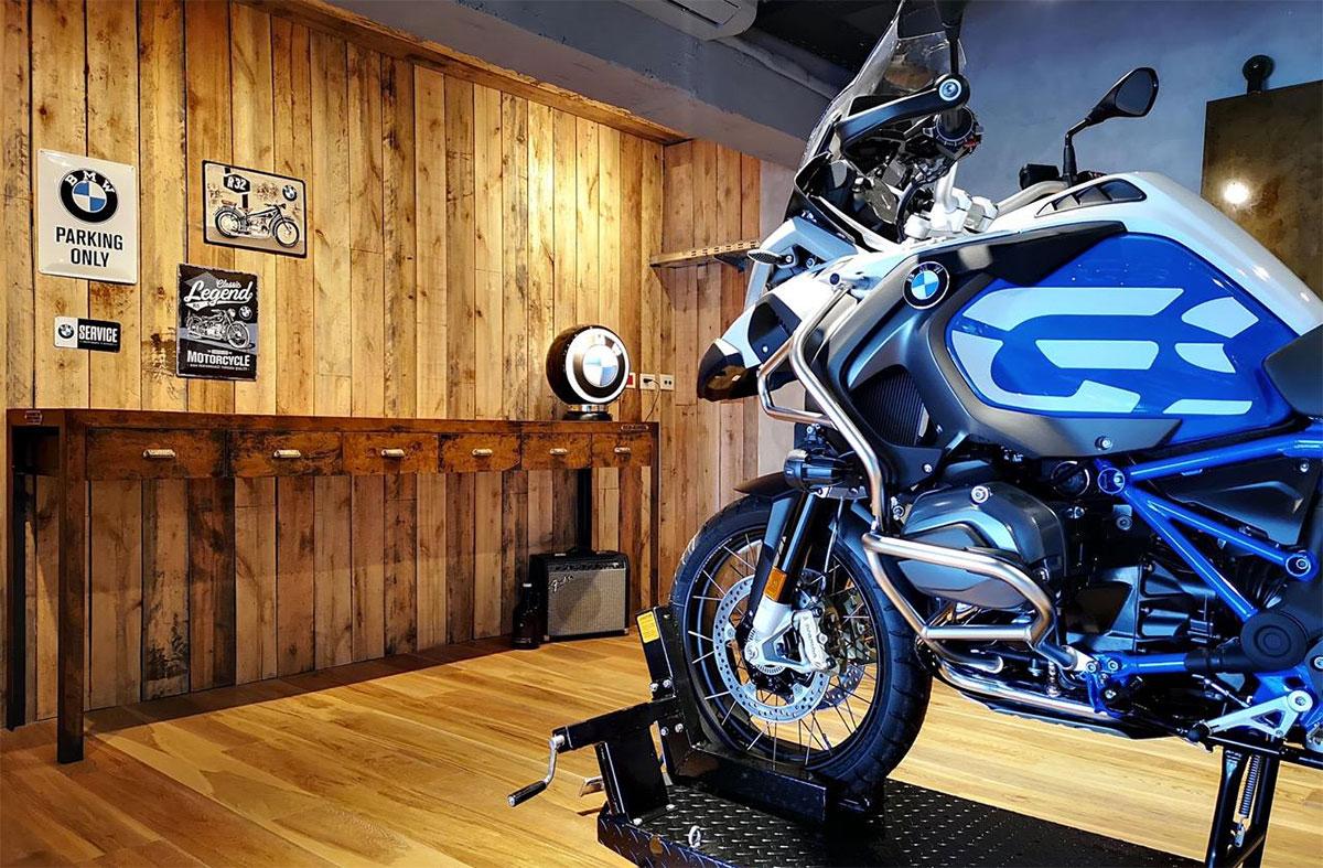 Delta Motors: Nuevo concesionario BMW Motorrad en Nordelta