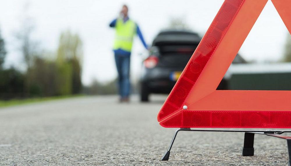 Seguridad Vial. Cómo proceder ante un accidente: protocolo P.A.S.