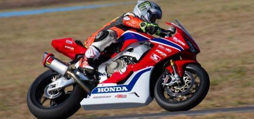 Honda en el Campeonato Argentino de Superbike