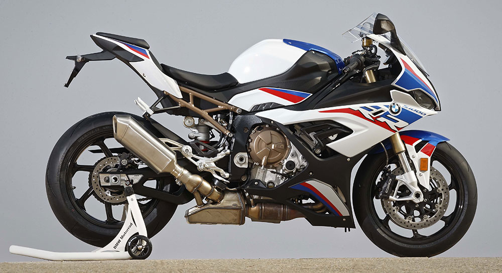 """La Serie """"M"""" de BMW podría llegar a las motos"""