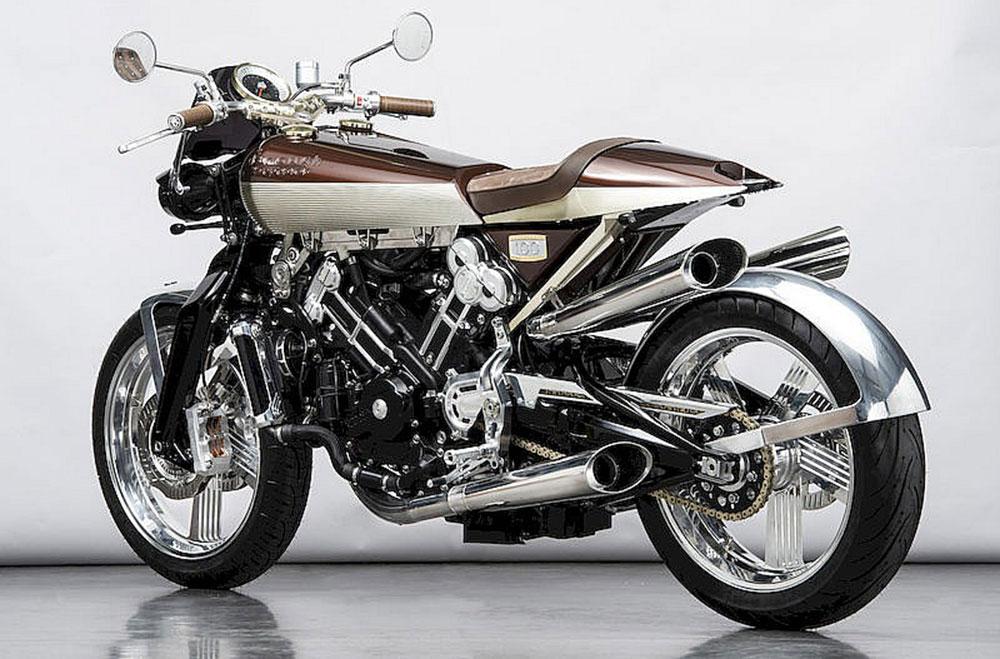 Aston Martin también fabricará motos