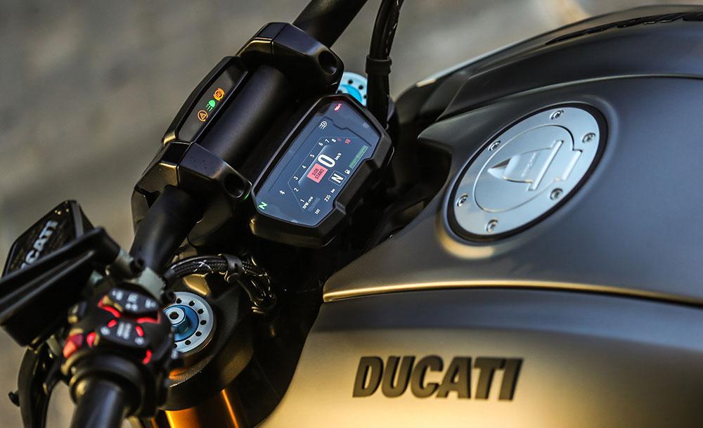 Ducati Argentina lanzó sus nuevos modelos para el 2019/20