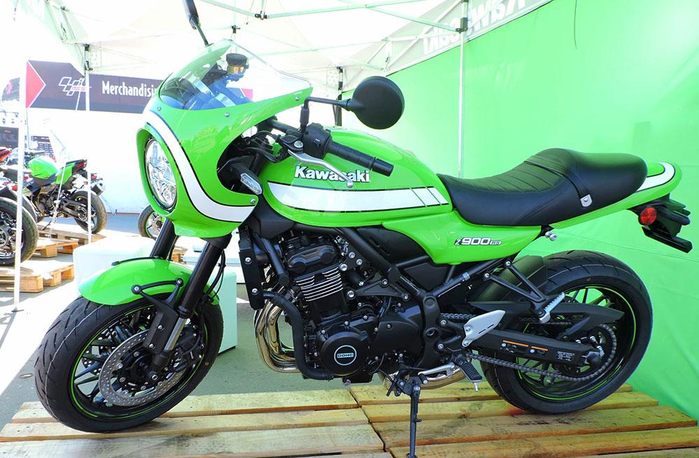 Kawasaki en el Superbike