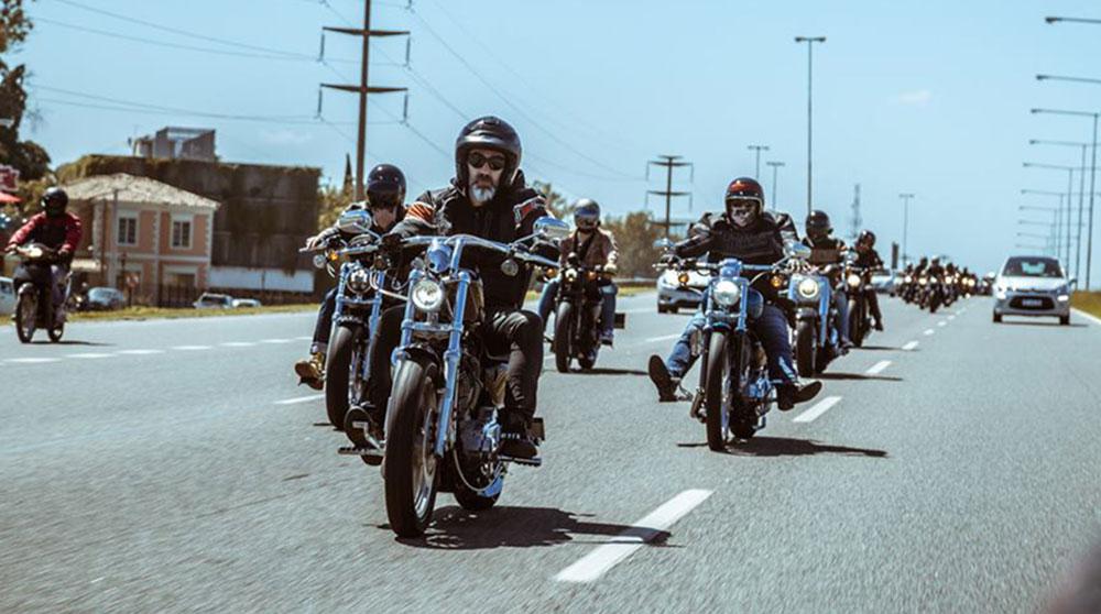 6ª travesía oficial Harley-Davidson a San Pedro