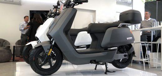 scooters eléctricos NUUV