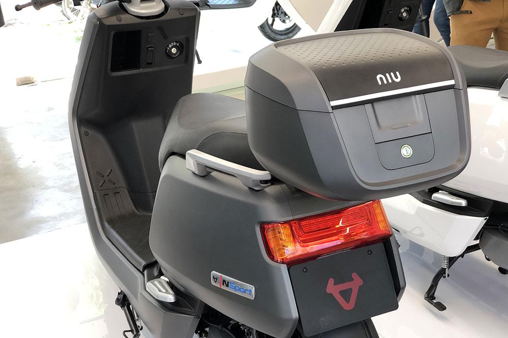 Lanzamiento en Argentina de los scooters eléctricos NUUV desde U$S 2.890