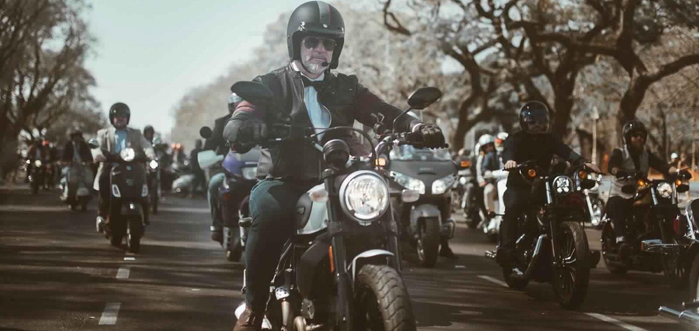 TOTAL, patrocinador  Oficial de The Distinguished Gentleman's Ride (DGR)