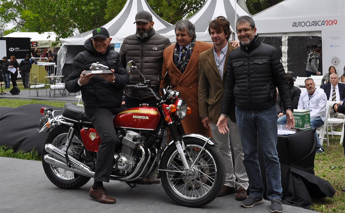Una BMW R 17 1936 ganó el premio «Best of Show Autoclásica 2019»