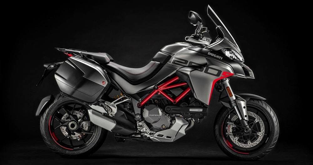 Ducati Multistrada 1260 S Grand Tour 2020