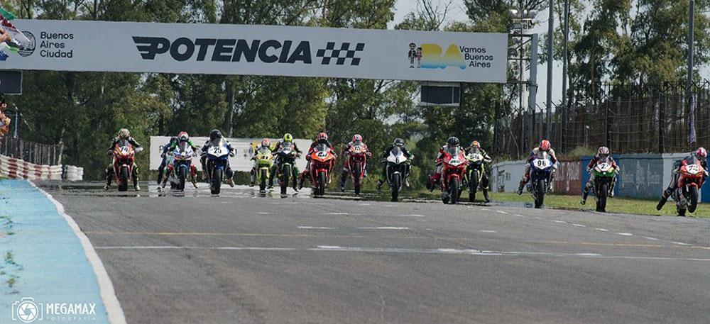 Honda presente en el Campeonato Argentino de Superbike