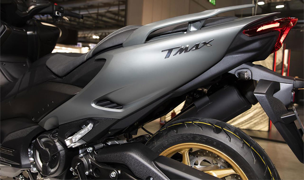 yamaha TMax 560, Tracer 700, MT03 y Tricity 300