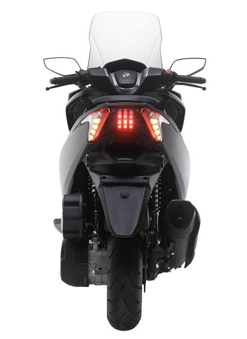 Nuevo scooter Daelim XQ2 300