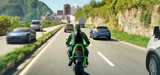 Kawasaki instalará Control de Crucero Adaptativo en sus motos
