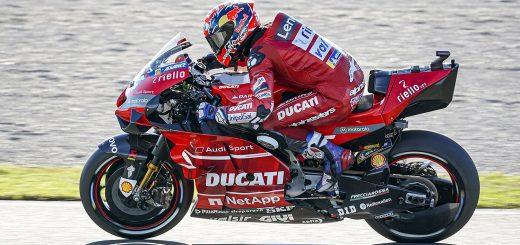 MotoGP: Ducati finalizó la temporada 2019 en segunda posición de pilotos y equipos