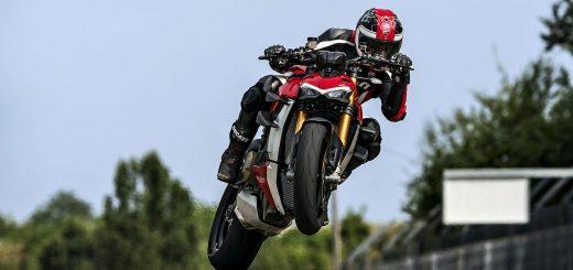 La Ducati Streetfighter V4 ya está disponible en Argentina