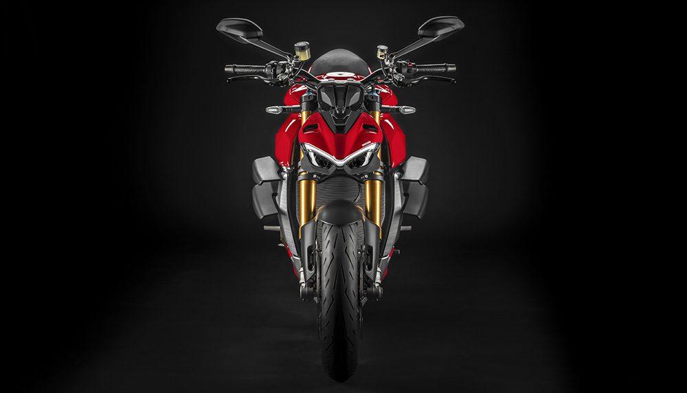 La Ducati Streetfighter V4 elegida en el EICMA 2019 como la moto más linda