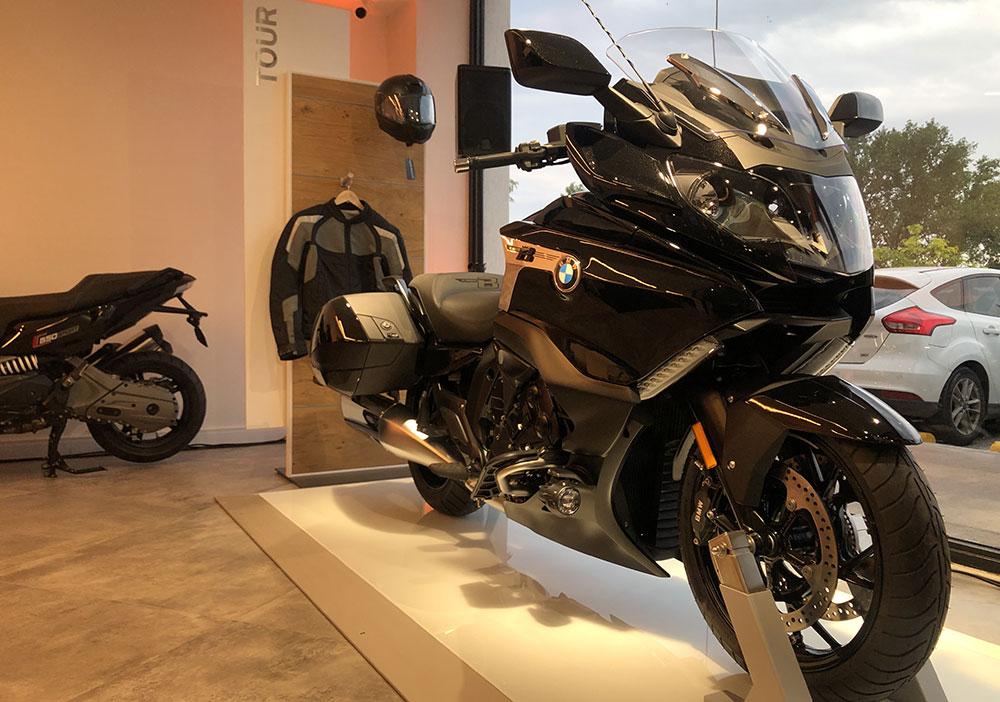 Apertura del concesionario BMW Motorrad Delta Motors en Nordelta