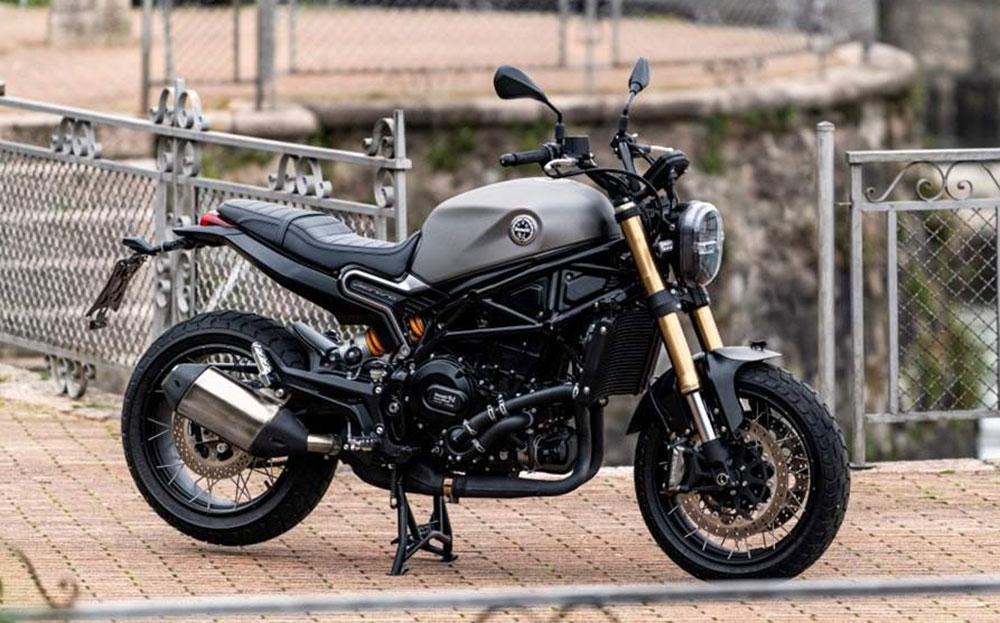La nueva Benelli Leoncino 800 tendrá 80 hp