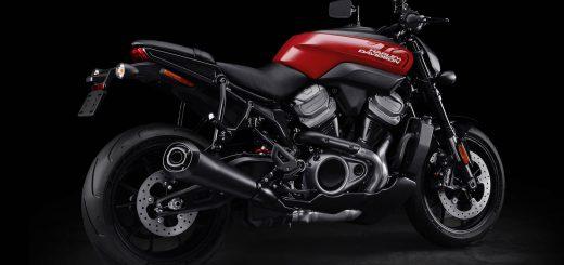 Una nueva naked: la Harley-Davidson Bronx 2020