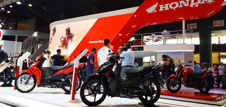 Suba del 21,7% en el patentamiento de motos respecto al mes de septiembre