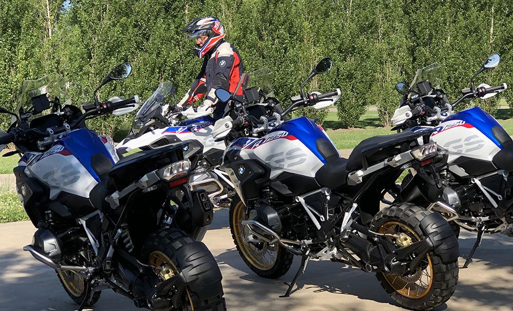 """BMW Motorrad Argentina: """"La R 1250 GS es una moto que permite usar toda la potencia y torque sin riesgos"""""""