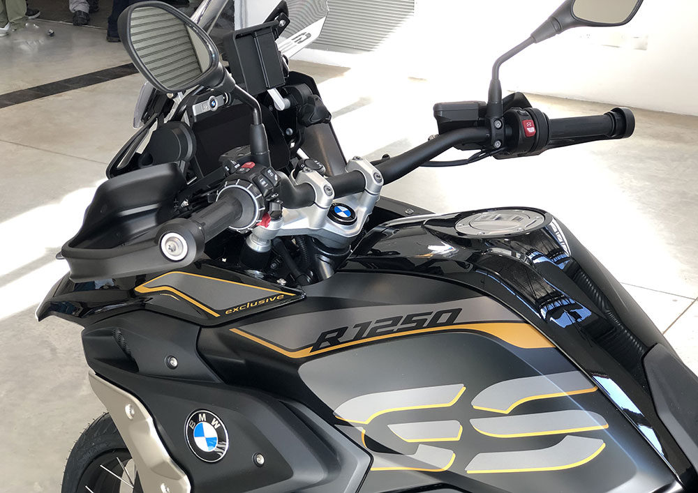 BMW R 1250 GS y R 1250 GS Adventure