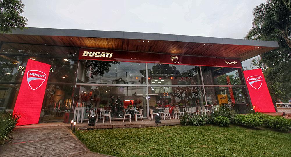 Nuevo concesionario oficial Ducati en Tucumán
